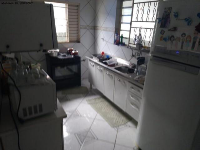 Casa para Venda em Cuiabá, Altos do Coxipó, 3 dormitórios, 1 suíte, 2 banheiros, 2 vagas - Foto 5