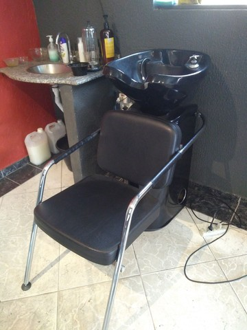 Lavatório para Salão de cabeleireiro