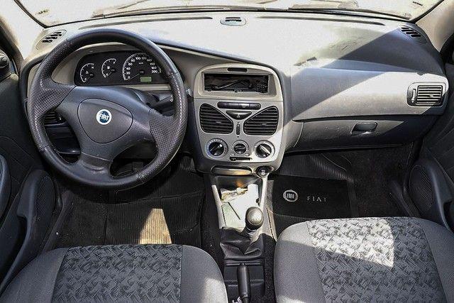 Fiat Siena EL 1.0 Azul - Foto 6