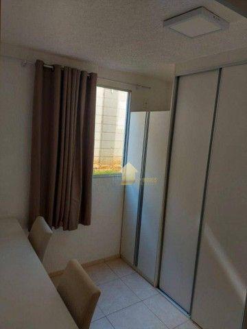 Apartamento com 2 dormitórios à venda, 40 m² por R$ 165.000,00 - Chácara dos Pinheiros - C - Foto 18