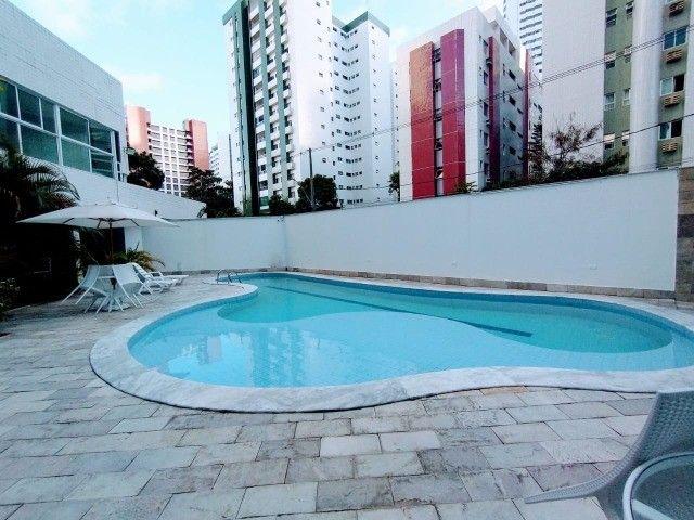 JS- Alugo apartamento de Alto Padrão em Boa Viagem - 3 quartos - 82m² - Foto 9