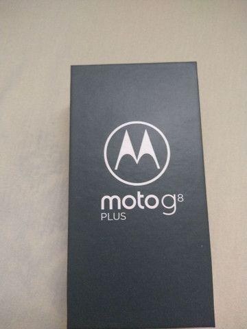 Vendo celular moto g8 plus