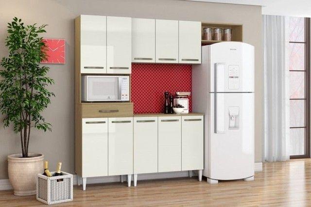 Cozinha com balcão mega promoção  - Foto 2