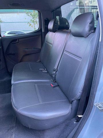 Chevrolet S10 LS 2013 Manual bancos de couro muito nova - Foto 10