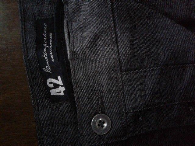 Calça Jeans Masculina fundo largo - Foto 3