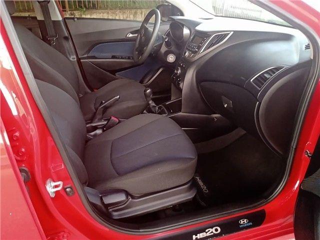 Hyundai Hb20 2014 1.6 comfort 16v flex 4p manual - Foto 5
