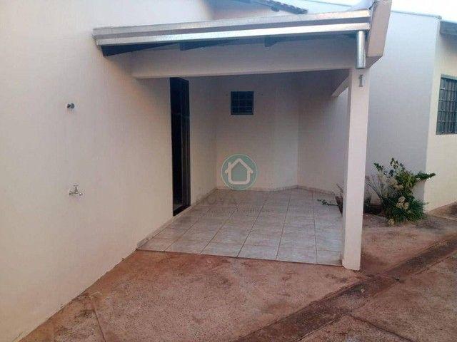 Casa com 2 dormitórios para alugar, 50 m² por R$ 700,00/mês - Piratininga - Campo Grande/M - Foto 4