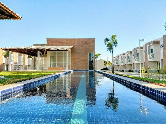 Casas Duplex com 3 quartos e lazer completo no Eusébio - Foto 10