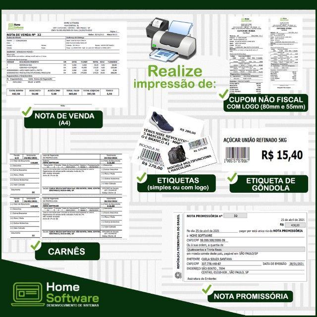 Sistema PDV, Controle Entradas, Estoque, Caixa, etiquetas - Araçatuba   - Foto 5