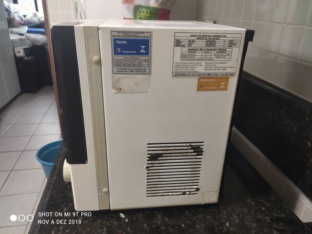 Purificador de Água Europa Da Vince Ice, 3 temperaturas: gelado, misturado e natural. - Foto 4