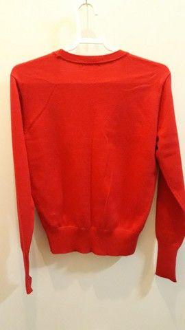 Casaco vermelho RABUSCH. - Foto 3