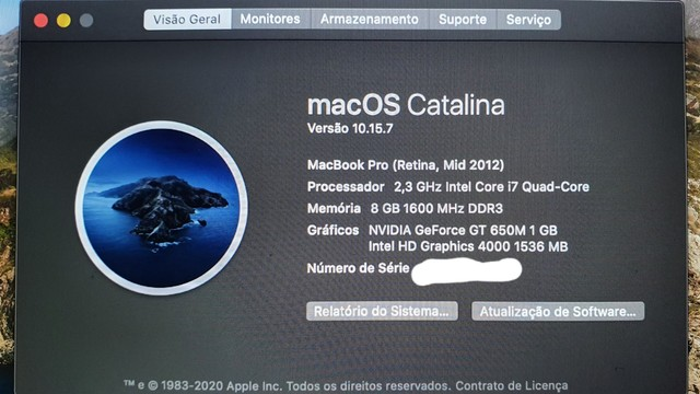 Macbook pro retina i7 - Foto 5