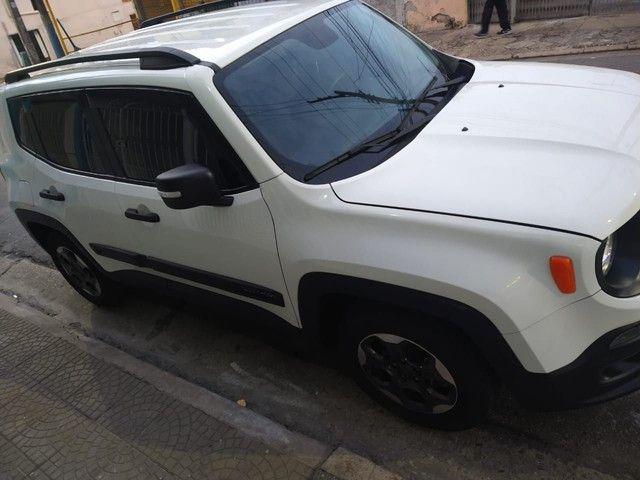 Jeep Renegade 1.8 Sport Flex. Manual 5p - Laudo Cautelar 100% Aprovado - Foto 12
