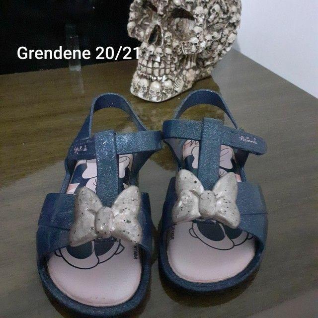 Tênis e sandália  infantil - Foto 3