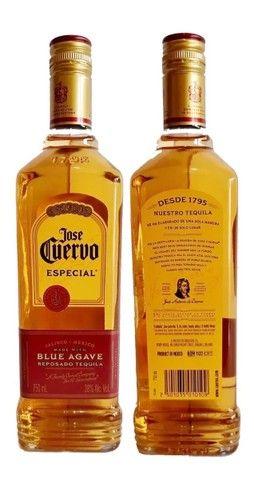 Tequila Jose Cuervo Ouro 750ml - original - lacrado