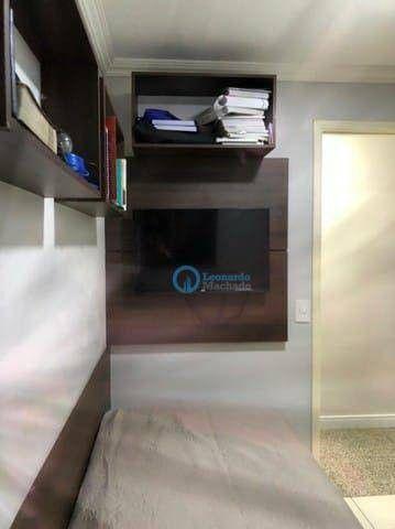 Apartamento com 3 dormitórios à venda, 74 m² por R$ 420.000 - Cocó - Fortaleza/CE - Foto 13