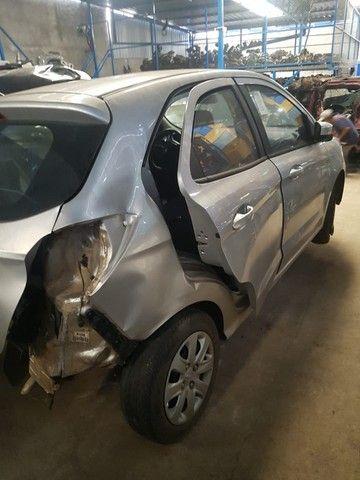 Ford Ká Hatch 1.0 2017/2018 Flex - Foto 3