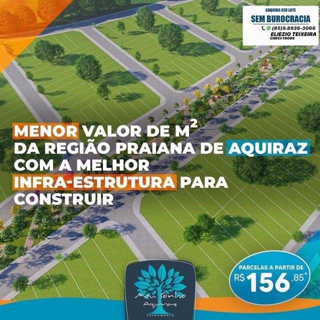 Loteamento Meu Sonho Aquiraz (more ou invista ) - Foto 10