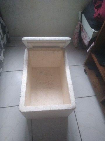 Caixa de isopor  - Foto 2