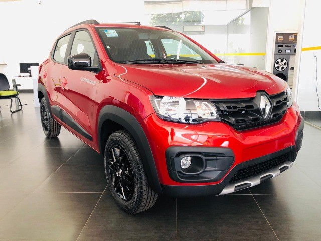 Renault kwid 21/22- Outsider- R$ 56.990,00 - 0 Km!!! Emplacado!!! - Foto 10