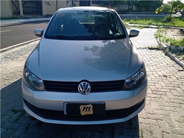 Volkswagen Gol 2015 1.0 mi trendline 8v flex 4p manual - Foto 9