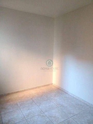 Casa com 2 dormitórios para alugar, 50 m² por R$ 700,00/mês - Piratininga - Campo Grande/M - Foto 8
