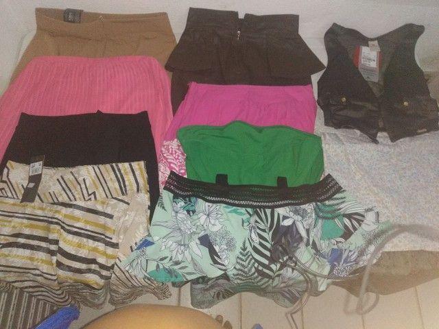 Vendo camisas e camisetas de marca original - Foto 5
