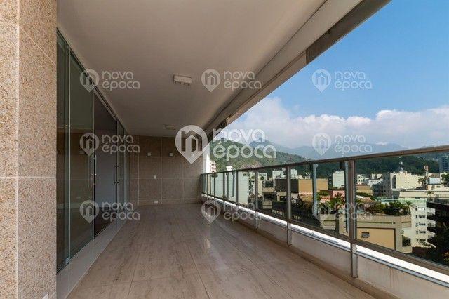 Apartamento à venda com 4 dormitórios em Laranjeiras, Rio de janeiro cod:FL4AP54682 - Foto 4