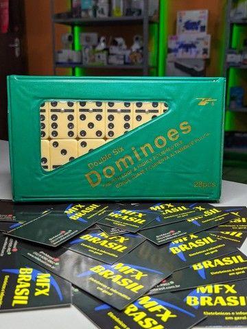 Jogo profissional de dominó