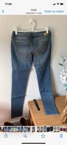Calça jeans colcci 38 - Foto 3
