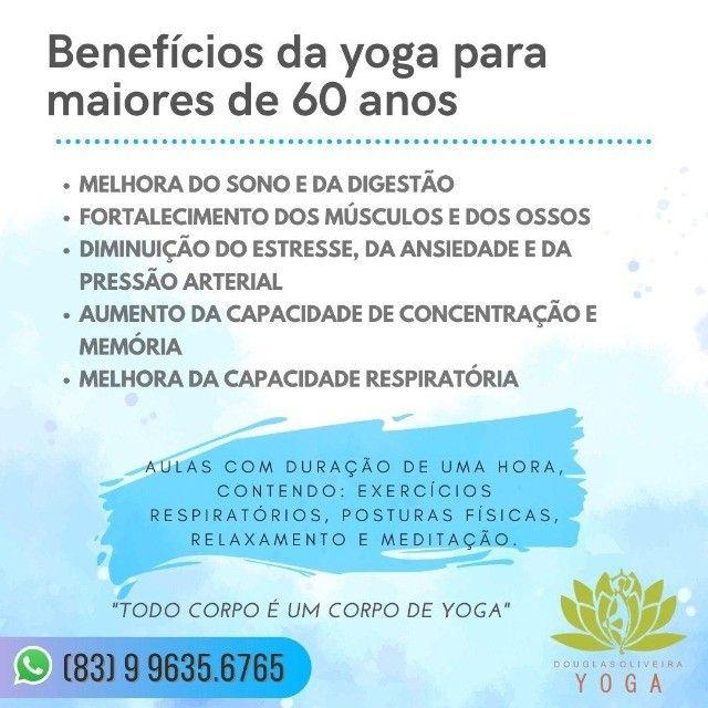Yoga - aulas particulares - Foto 3