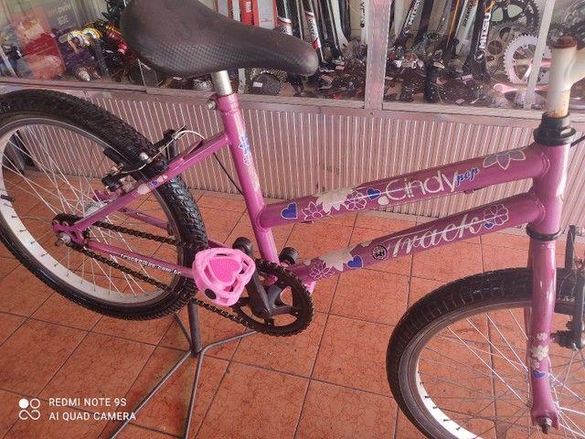 Bicicleta aro 20 infantil - Foto 5