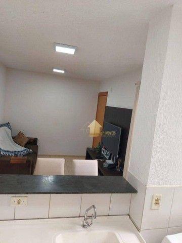 Apartamento com 2 dormitórios à venda, 40 m² por R$ 165.000,00 - Chácara dos Pinheiros - C - Foto 8