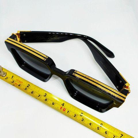 Óculos Louis Vuitton óculos unissex - Foto 2