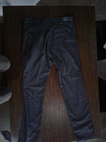 Calça Jeans Masculina fundo largo - Foto 2