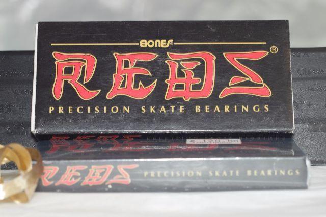 Kit rolamento profissional Bones REDS