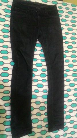Calça Pool black jeans 40