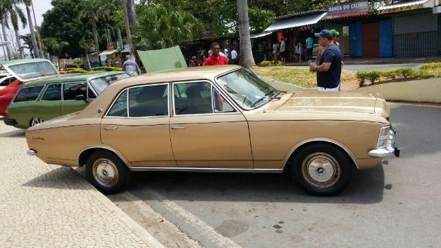 Gm - Chevrolet Opala Comodoro todo original 1979