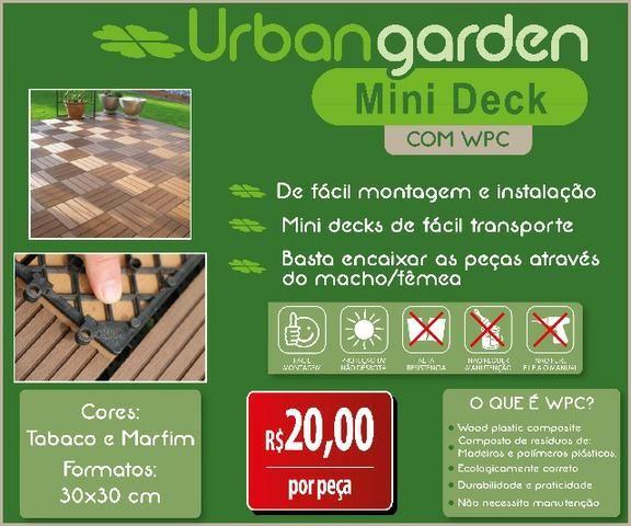 Mini Deck WPC