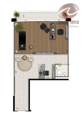 Sala à venda, 50 m² por R$ 283.000,00 - Jardim Aquarius - São José dos Campos/SP - Foto 2
