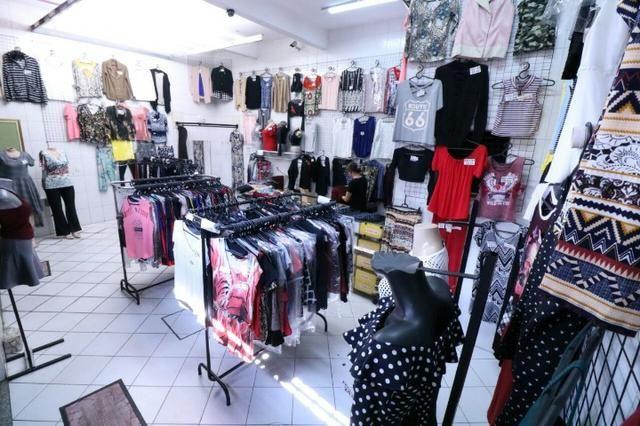 Passa-se o ponto de tradicional loja com clientela fiel há mais de 10 anos