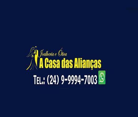 Alinaças Amor Eterno ouro 18 Kilates - Foto 2