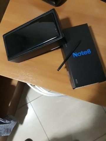 19f6e017594 NOTE 8 - 128 GB Desbloqueado