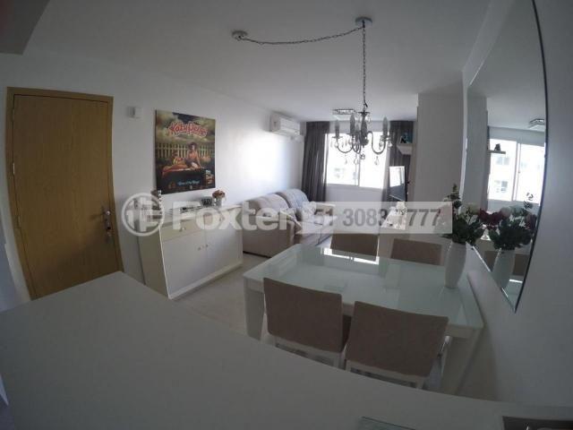 Apartamento à venda com 3 dormitórios em Jardim carvalho, Porto alegre cod:187919 - Foto 2