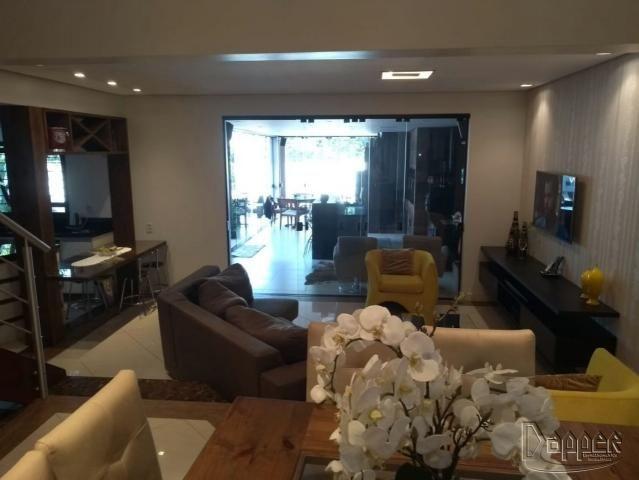 Casa à venda com 4 dormitórios em Jardim mauá, Novo hamburgo cod:17121 - Foto 2