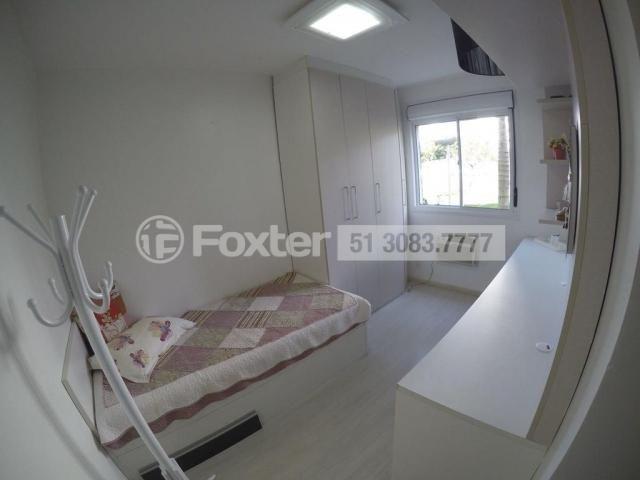 Apartamento à venda com 3 dormitórios em Jardim carvalho, Porto alegre cod:187919 - Foto 4