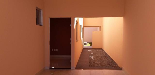 Casa no Buriti Sereno 3qts minha casa minha vida - Foto 2