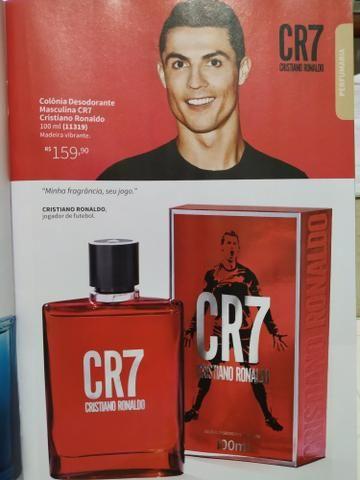 PROMOÇÃO - CR7 Colônia Desodorante Masculina - 100 ml - Foto 2