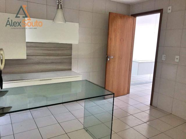 Apartamento com 3 dormitórios à venda, 126 m² por r$ 680.000 - jatiúca - maceió/al - Foto 18