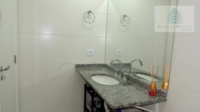 Apartamento à venda, 47 m² por r$ 265.000,00 - pinheirinho - curitiba/pr - Foto 9